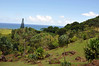 Looking toward the ocean, from the Limahuli Garden and Preserve, Kauai.