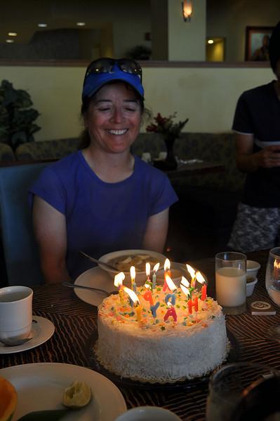 Happy 50th birthday Liz!