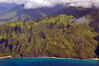 Na Pali coast of Kauai.