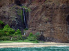 Na Pali Coast of Kauai (Hawaii).