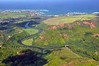 The Lihue airport is just around the corner now.