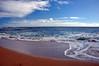 Shoreline near Hanalei, Kauai.