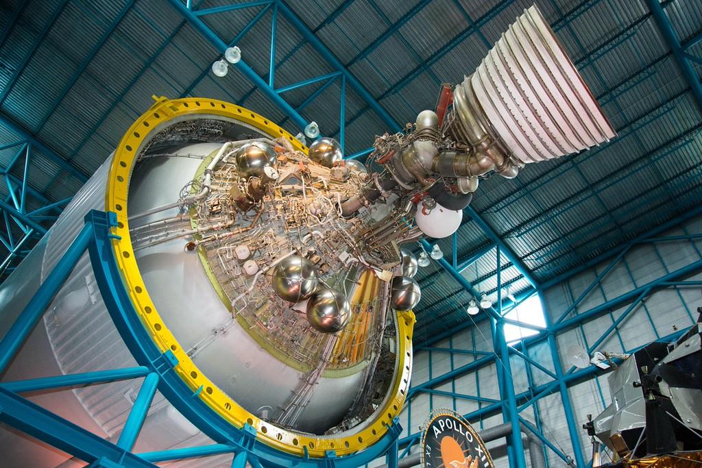 Saturn 5 3rd stage