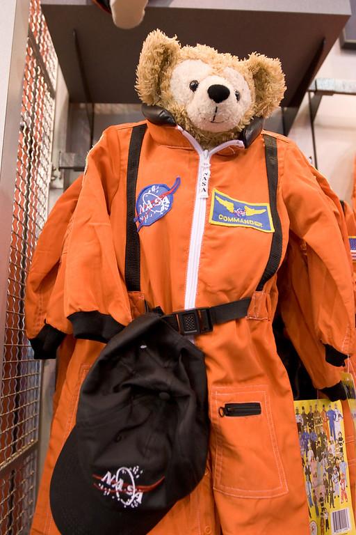 Ivan the Bear at KSC