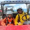 Ketchikan, Alaska - Me and my navigator, Jared