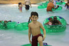 Nate in the wave pool