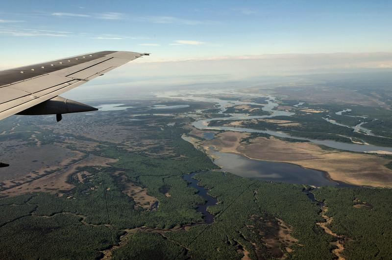 Matanuska and Susitna Valley river drainages