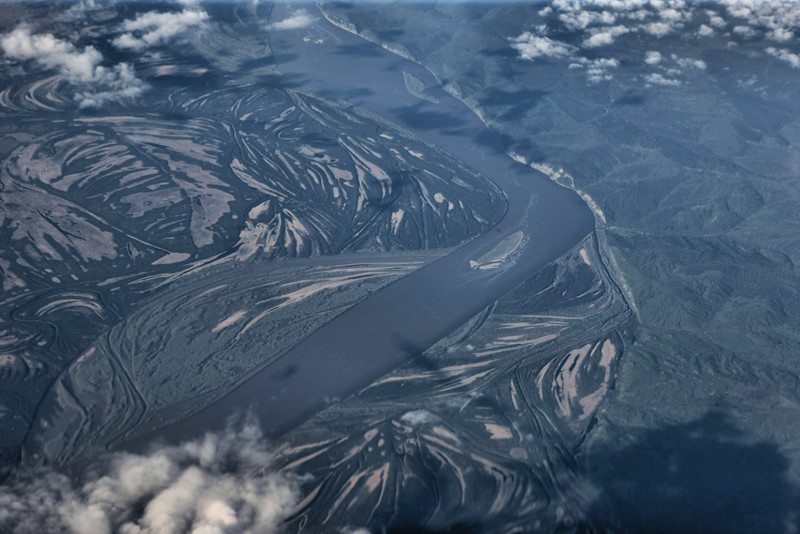 This is the Yukon River