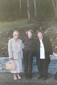 Mom, Margaret, and MP