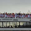 Seven Seas Mariner Banner Wave from LCT - 1/4/2011