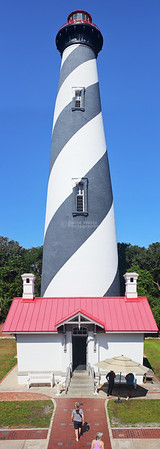 St. Augustine Lighthouse Panorama