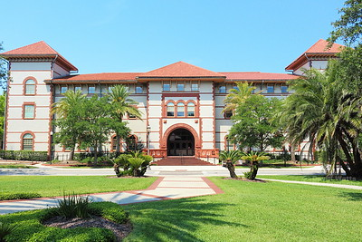 Proctor Library at Flagler College