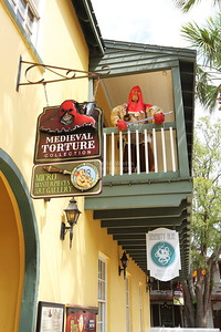 Medieval Torture Shop
