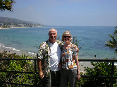 Sean and Suzanne Laguna Beach 7-09