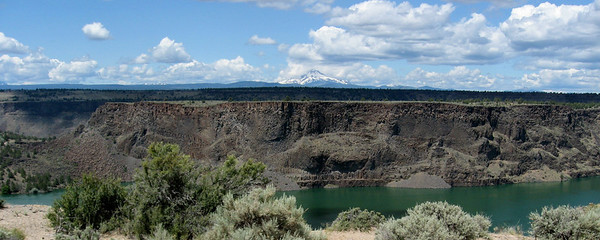 Lake Billy Chinook July 2009