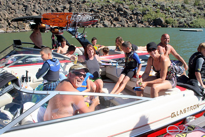 Lake Billy Chinook July 2010