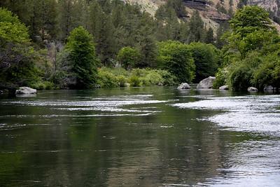 Lake Billy Chinook July 2011
