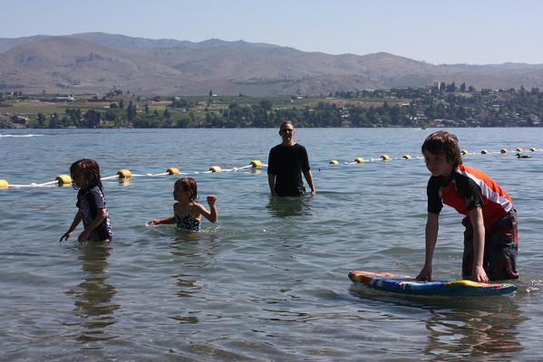 Lake Chelan, Washington, July 2011