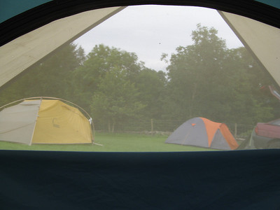 The camp ground in the lake district.  Here!