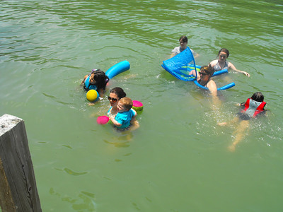 Lake McQueeney - June 12, 2011