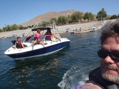 Lake Perris July 12, 2013