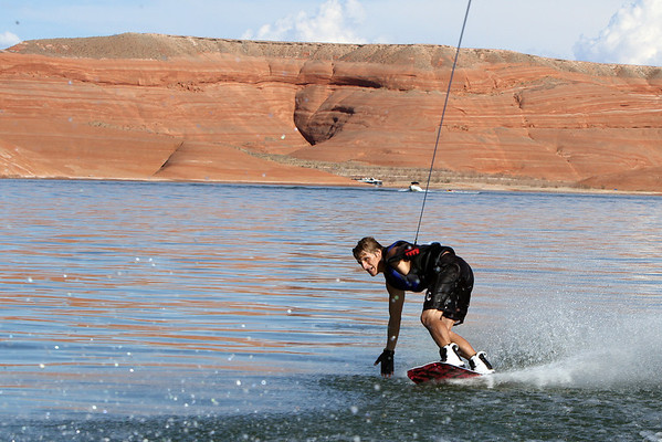Lake Powell August 2011