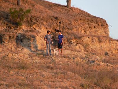 Lake San Antonio California June 2009