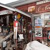 Boudreau's antique shop on way from Bad River to Ashland, WI