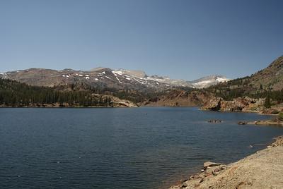 Tinga Lake in Yosemite