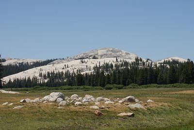 Lembert Dome in Yosemite