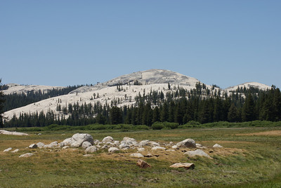 Lembert Dome in Yosemite