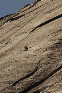 Pothole Dome in Yosemite