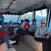 Squam Lake boat Loon tour