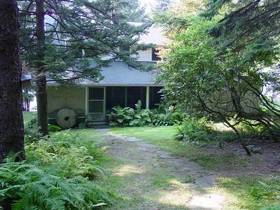 Lake and Gardner family home