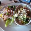 <center>Chicken Greek Salad</center>