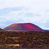 Lavafelder bei Montagna Roja