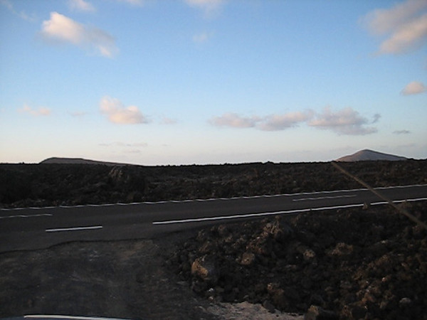 Video from the national park area where 175 km3 lava flowed out around 1870-ish