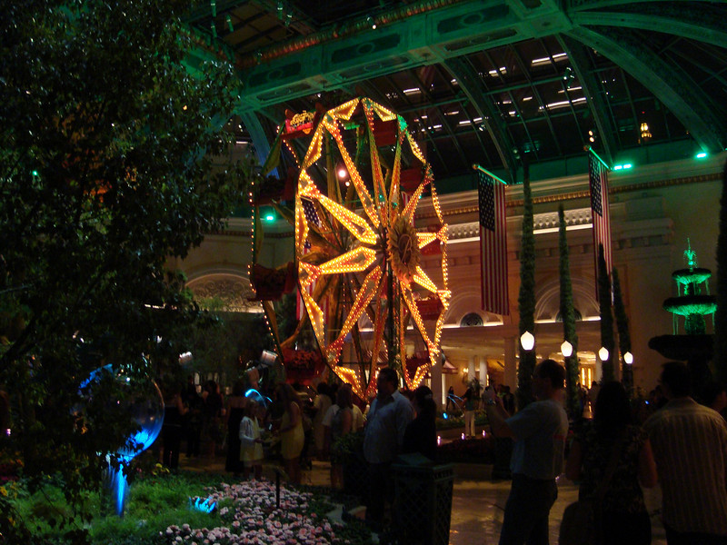 Conservatory @ Bellagio