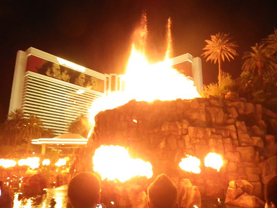 Las Vegas Family Trip 2013