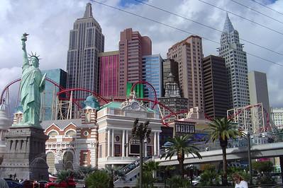 Las Vegas November 2004