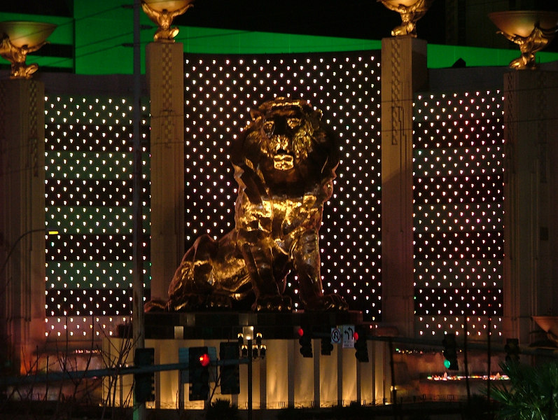 Las Vegas Strip 1-2-06-002