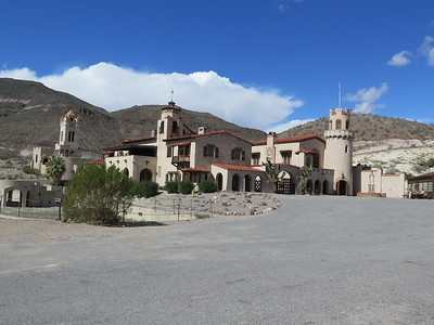 Scotty's Castle Feb 28, 2015