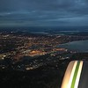 Flying over Tacoma