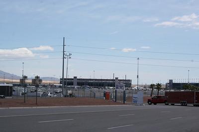 Las Vegas Race Track.