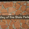 Entering Valley of Fire State Park...