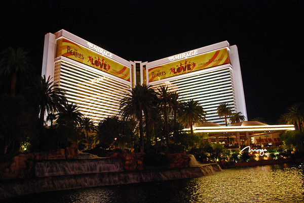 The Mirage.