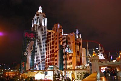 New York New York Hotel and Casino.