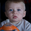 My beautiful baby boy: Kyler Michael Werner. Look at those killer blue eyes. Watch out ladies, he's just adorable now- he'll be simply irresistible when he gets older.
