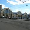 Riga - Zepplin hangers now a market