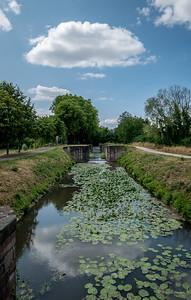 Le long du canal de la Bruche - Bas Rhin